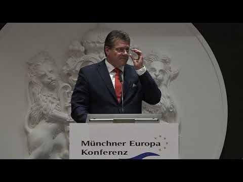 Speech by Vice-President Maroš Šefčovič at the Munich Security Conference