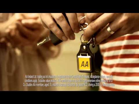 AA Car Insurance  - Let's Go