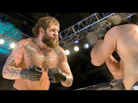 Aleksander EMELIANENKO (Russia) Vs RODRIGO Guelke (BRAZIL)   KNOCKOUT, MMA Fight, HD