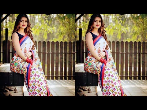 Simple Saree Photography Poses Best Saree Poses For Girl Youtube Chanderi silk sarees collection, organza silk saree designs, cotton chanderi silk saree ideasfashion trends. simple saree photography poses best saree poses for girl