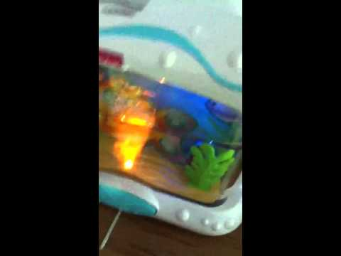 Fish Tank Low Battery