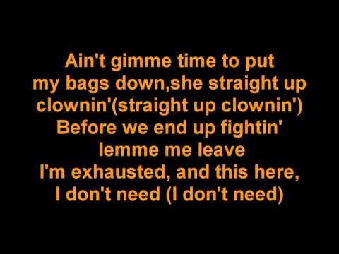 Chingy Ft. Tyrese - Pulling Me Back w/ Lyrics