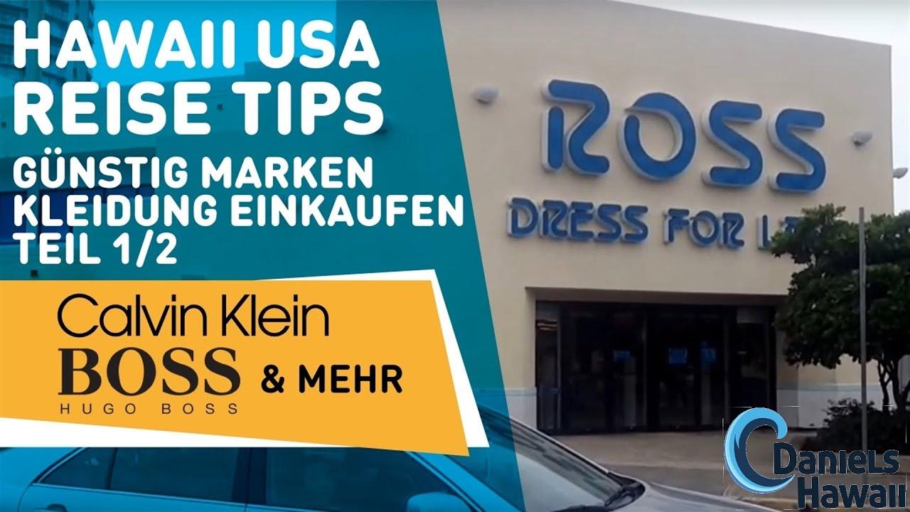Im Günstig Einkaufen Markenware Hawaii Urlaub Reise Tipps c3K1FJuTl5