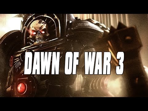 Dawn of War 3 Multiplayer 3v3 Chaplain Diomedes Ownage