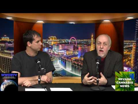 Nevada Cannabis News Hour  Episode # 141 - 01/17/17