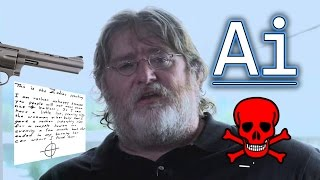 Indie Dev Threatens My Gabe Newell and Pays the Price