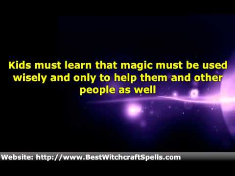 Magic Spells for Kids - YouTube