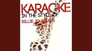 Blanket on the Ground (Karaoke Version)