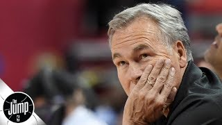 Mike D'Antoni is not even considering a new contract with the Rockets | BS or Real Talk | The Jump
