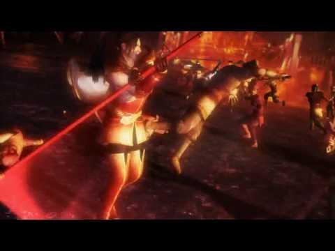 Dynasty warriors 6 empires trailer