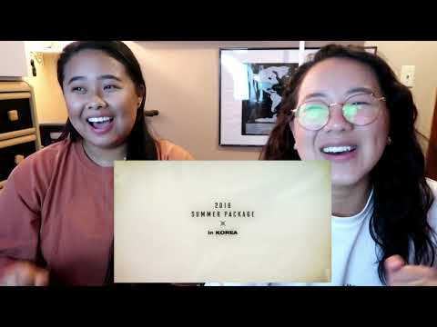 [PREVIEW] BTS (방탄소년단) 'BTS 2019 SUMMER PACKAGE in KOREA' l REACTION/REVIEW
