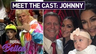 The Bella Twins' stepdad aka Johnny Ace opens up about his new family