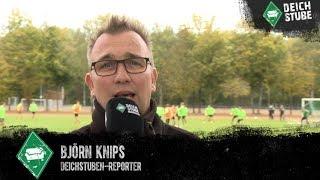 DeichStube in Köln: Werder mit Kruse aus der Krise?