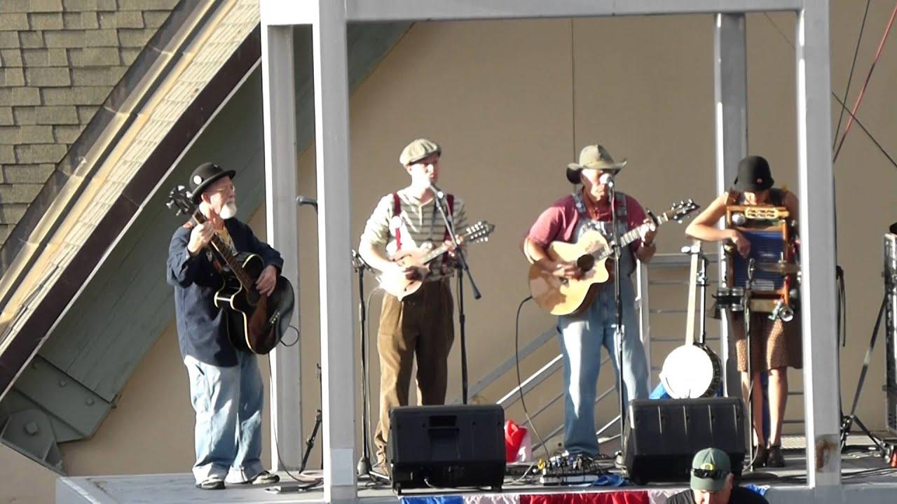 Rock bottom bluegrass band