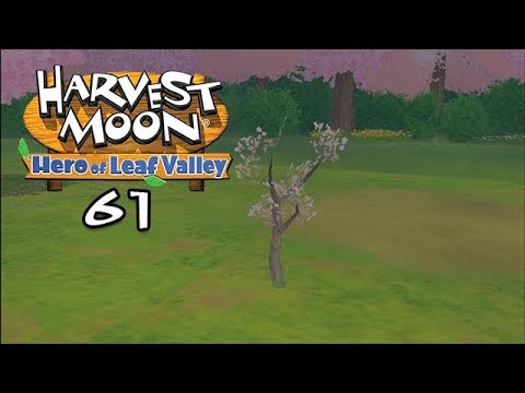 Let's Play Harvest Moon: Hero Of Leaf Valley 61: Clearing