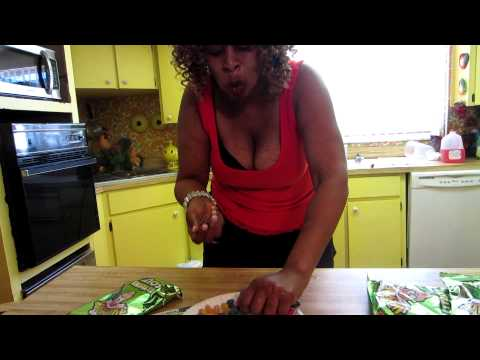 GloZell's Warhead Challenge ... Epic Fail due to my MOTHER