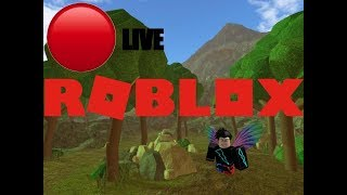 Roblox Live!| Roblox Playing Games With Fans! - Feel Free to Join me!