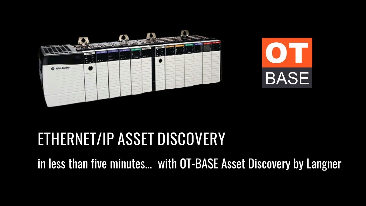 Why Ethernet/IP changes the OT asset discovery game