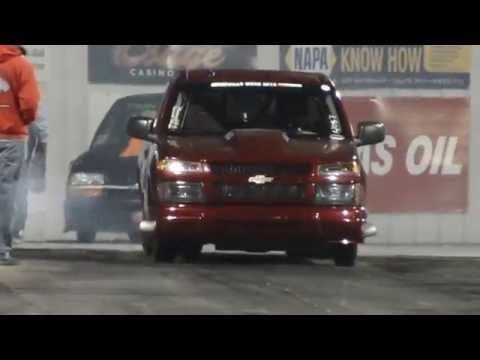 Street Outlaws The Sonoma vs Tina Pierce at Redemption 6.0