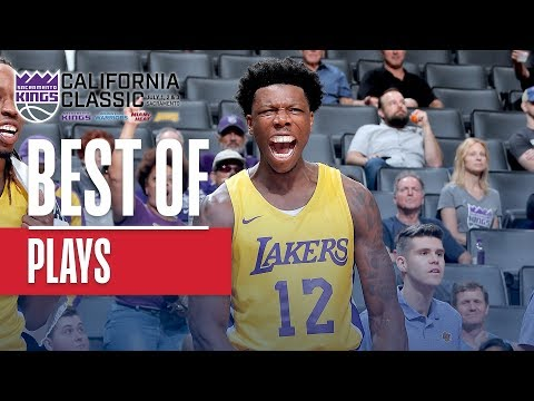 Best Plays From the 2019 NBA California Classic Summer League