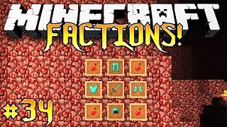 NETHER QUEST! - Factions Modded (Minecraft Modded Factions) - #34