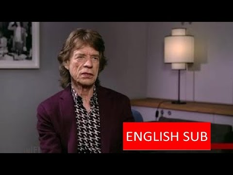 "The Rolling Stones Mick Jagger chats about new album ""Blue & Lonesome"""