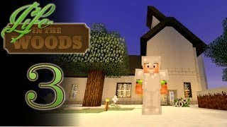 Minecraft Life in the Woods - Ep. 3 - Cottage