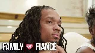 Chris Can't Handle the Heat During 21 Questions | Family or Fiance | Oprah Winfrey Network