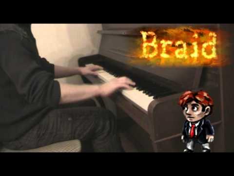 Braid - Downstream / Lullaby Set - Piano