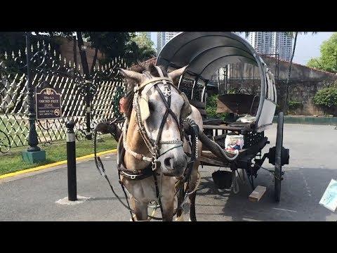 Manila Vlog: Intramuros | 2017