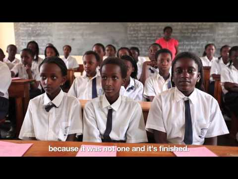 Vaccinating against cervical cancer - HPV vaccines in Rwanda