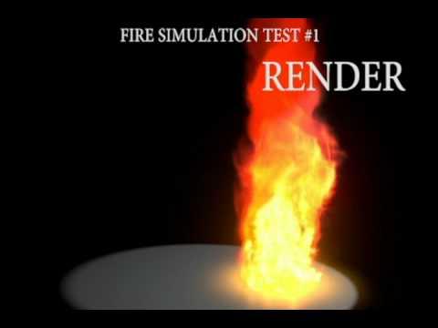 Fire Simulation
