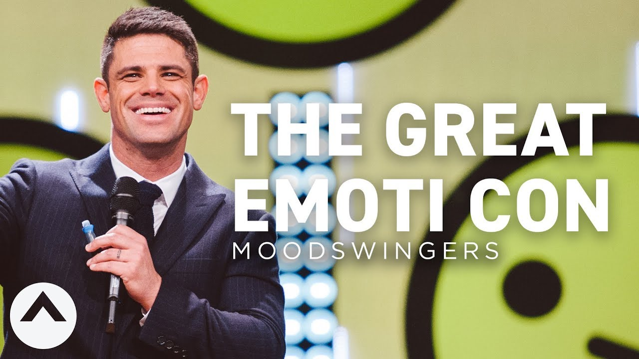 The Key To Controlling Your Emotions | Out Of The Vault | Steven Furtick | Elevation Church