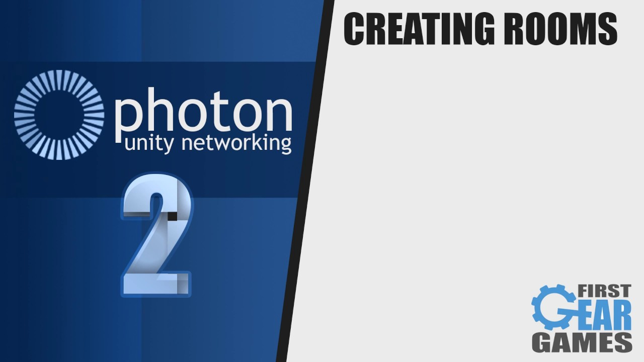 Photon Networking 2 - Creating Rooms