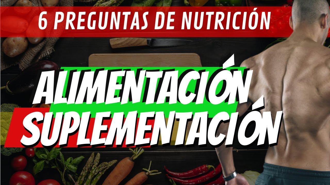 Nutrición Deportiva enfocada al Crossfit 2