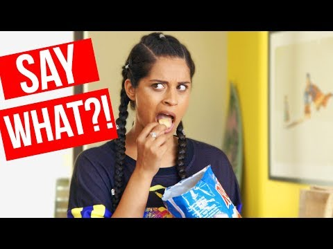 Thumbnail: FOOD THAT CHANGES THE WAY YOU TALK!