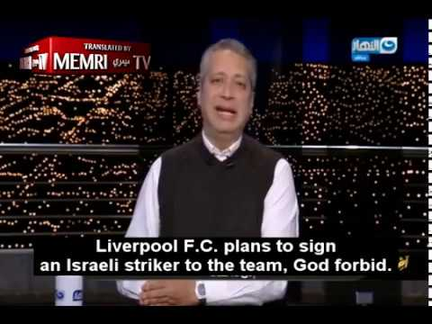 Egyptian TV Host: If Liverpool F.C. Signs an Israeli Player, Star Player Mo Salah Should Quit