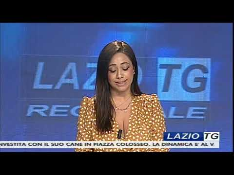 LAZIO TG DEL 4/8/2021 EDIZIONE DELLE 13.30