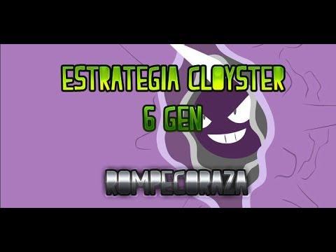 Estrategia Pokémon Competitivo - CLOYSTER