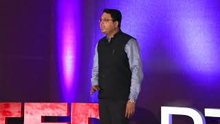 Power of Learning | Nitin Vijay | TEDxRTU
