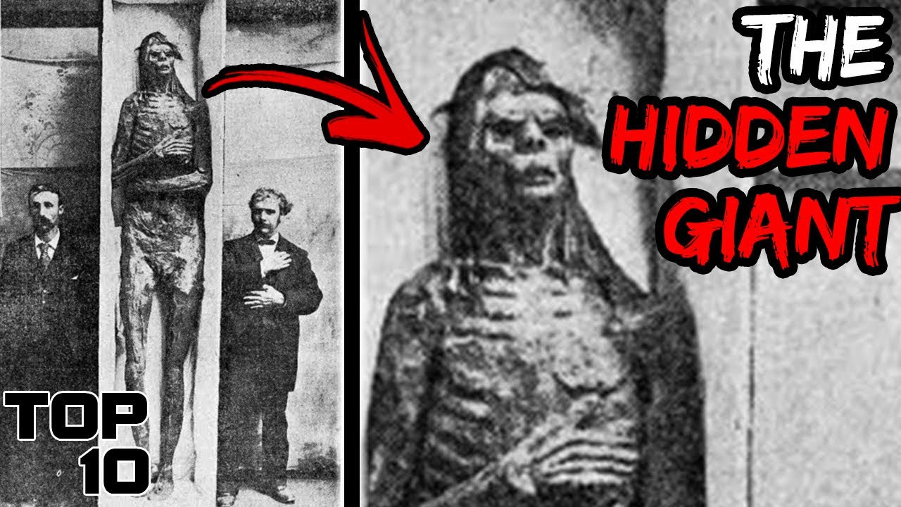 Top 10 True Scary Historical Events That Were Not Taught In School - PART 3