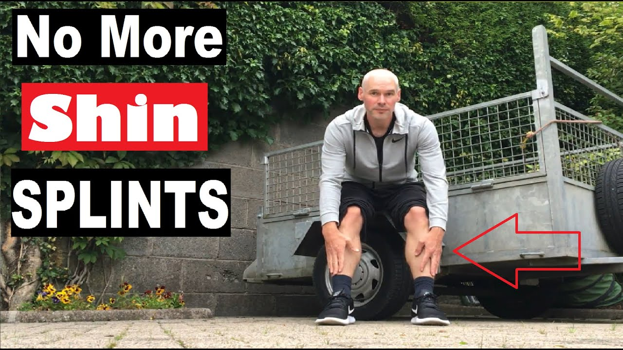 Shin Splints from Jumping Rope: How to Prevent Lower Leg Pain and Shin Splits with Toe Tapping