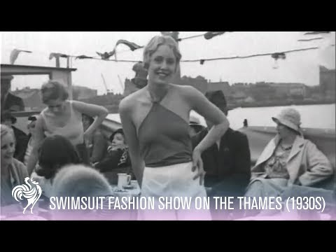 swimsuit-fashion-show-on-the-thames-(1930s)-|-vintage-fashions