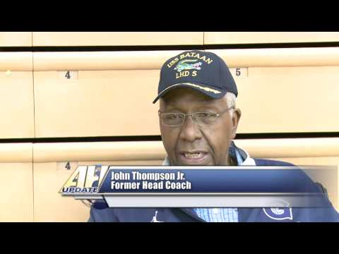 Former Georgetown Head Coach Talks Navy-Marine Corps Classic