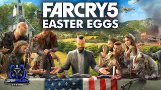 Far Cry 5 - Best Easter Eggs, Secrets, References and Unlocks