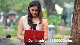 DELL Inspiron 11 3000 Review Indonesia