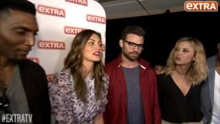 Joseph Morgan, Phoebe Tonkin and cast The Originals dish on Season 4!