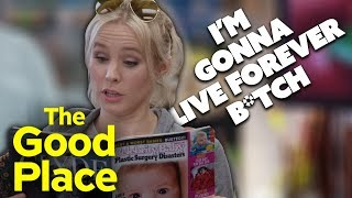 How Eleanor Died   The Good Place   Comedy Bites
