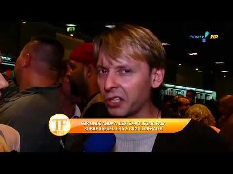 TV Fama 07/08/2014 - Ex Polegar Comenta Drama De Rafael Ilha