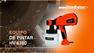 EQUIPO DE PINTAR HV 6700 GLADIATOR 49952